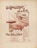 """Cover of """"Les conquérants de l'air"""""""