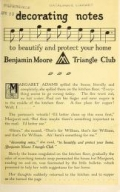 Cover of Decorating note