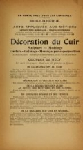 Cover of Dentelles et guipures