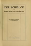 Cover of Der schmuck