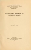 Cover of The Diegueño ceremony of the death images