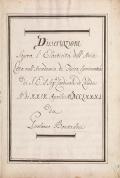 Cover of Dissertazione sopra l'elasticital dell'aria letta nell'Accademia di Fisica Sperimentale di S.E.