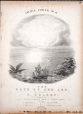 Cover of The dove of the ark