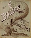 En ballon : polka-galop pour piano : op. 19 / par Francesco D'Orso