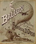 """Cover of """"En ballon"""""""