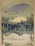 Cover of En dirigeable