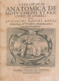 Cover of Exercitatio anatomica de motv cordis et sangvinis in animalibvs