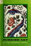 Cover of Exhibition catalogue of Turkish art of the Ottoman period