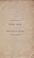 """Cover of """"Fine arts"""""""