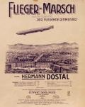 """Cover of """"Flieger-Marsch"""""""