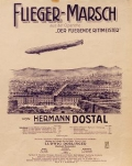 Cover of Flieger-Marsch