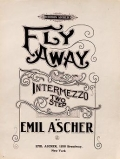 """Cover of """"Fly away"""""""