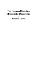 Cover of The form and function of scientific discoveries