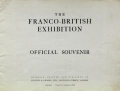 Cover of The Franco-British Exhibition