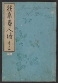 Cover of Fusō gajinden v. 4