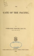 Cover of The gate of the Pacific