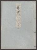 Cover of Genji monogatari v. 27
