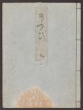 Cover of Genji monogatari v. 9