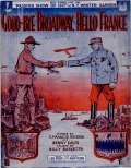 Cover of Good-bye Broadway, hello France