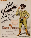 Cover of Graf Zappelin, der lenkbare Luftschiffer