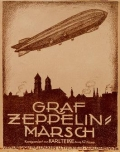 Cover of Graf Zeppelin-Marsch