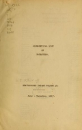 Cover of Graphophone patents