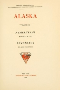 Cover of Harriman Alaska series