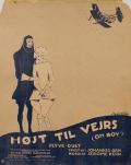 Cover of Højt til vejrs