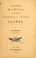 Cover of An illustrated manual for the use of the terrestrial and celestial globes