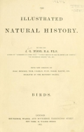 Cover of The illustrated natural history