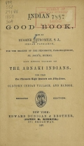 Cover of Indian good book