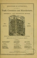 Cover of Industries of Pittsburgh