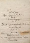 """Cover of """"Institutiones physicae generalis et particularis"""""""