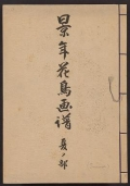 Cover of Keinen kachō gafu v. 2
