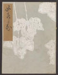 Cover of Koetsu utaibon hyakuban v. 21