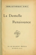 Cover of La dentelle renaissance
