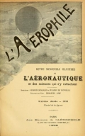 "Cover of ""L'Aérophile"""