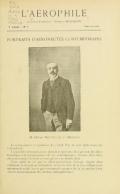 Cover of L'Aérophile