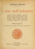 """Cover of """"L'arte nell'industria"""""""