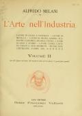 """Cover of """"L'arte nell'industria v. 2"""""""