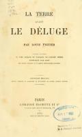 Cover of La terre avant le déluge