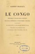 Cover of ... Le Congo