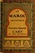 Cover of Le Maroc artistique