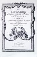 """Cover of """"La librairie"""""""