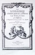Cover of La librairie
