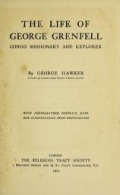Cover of The life of George Grenfell