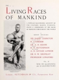 Cover of The living races of mankind