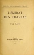 Cover of L'Émirat des Trarzas
