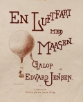 Cover of En luftfart med Maagen