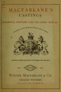 Cover of Macfarlane's castings